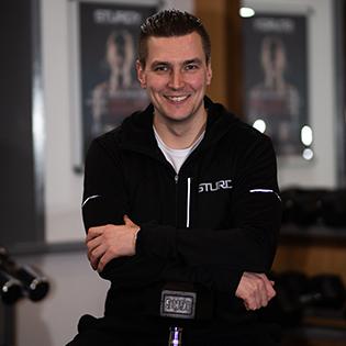 Ruben van der Zwaan | Sturdy Personal Trainer
