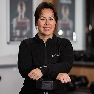 Nathalie Zweerman | Sturdy Personal Trainer