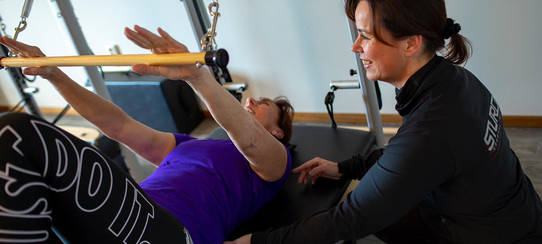 Reformer Pilates Hoeksche Waard Sturdy Personal Training