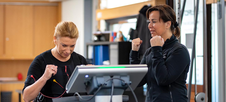 Miha Bodytec Sturdy Personal Training