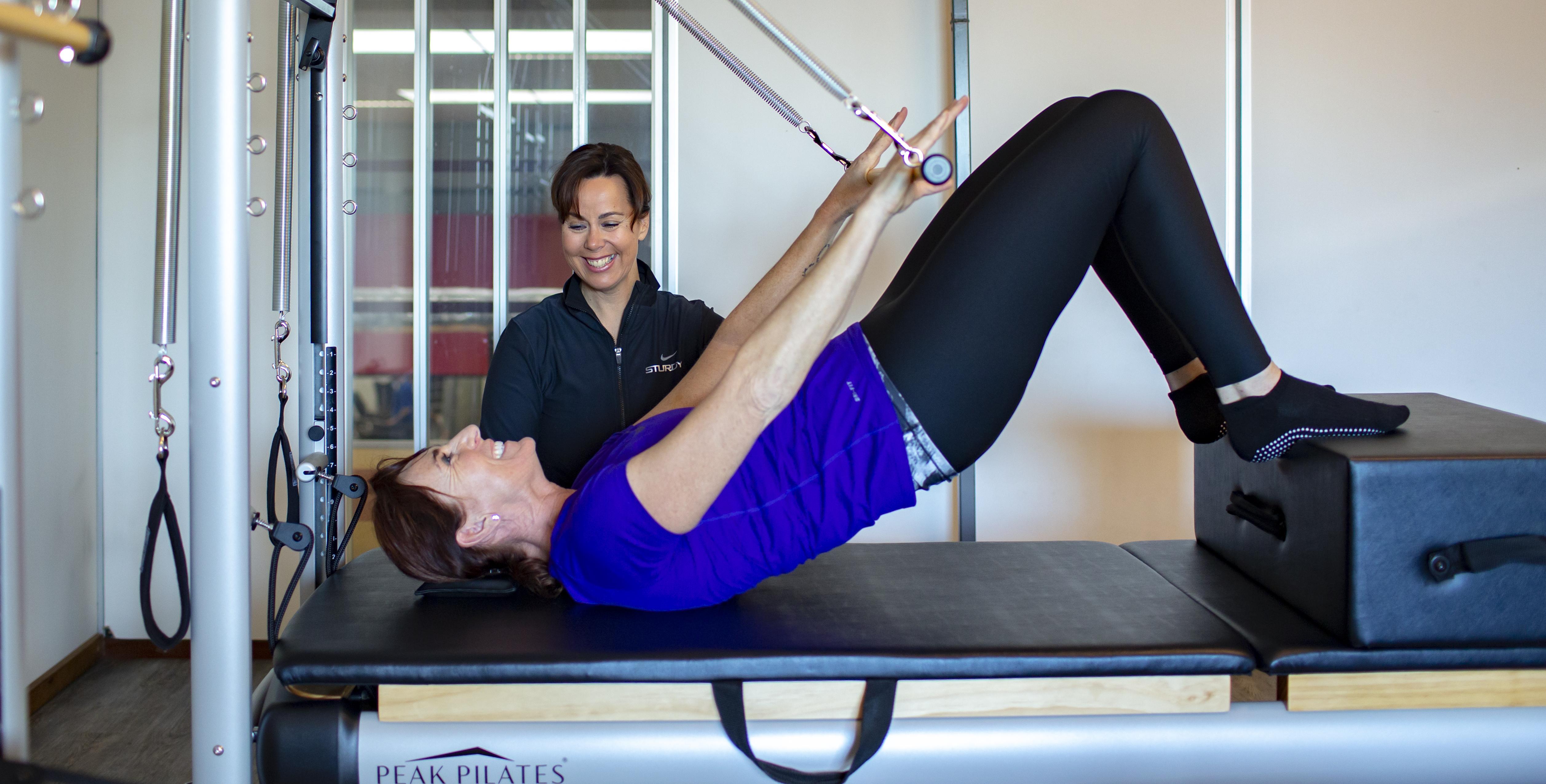 Personal Pilates Training Sturdy Oud Beijerland