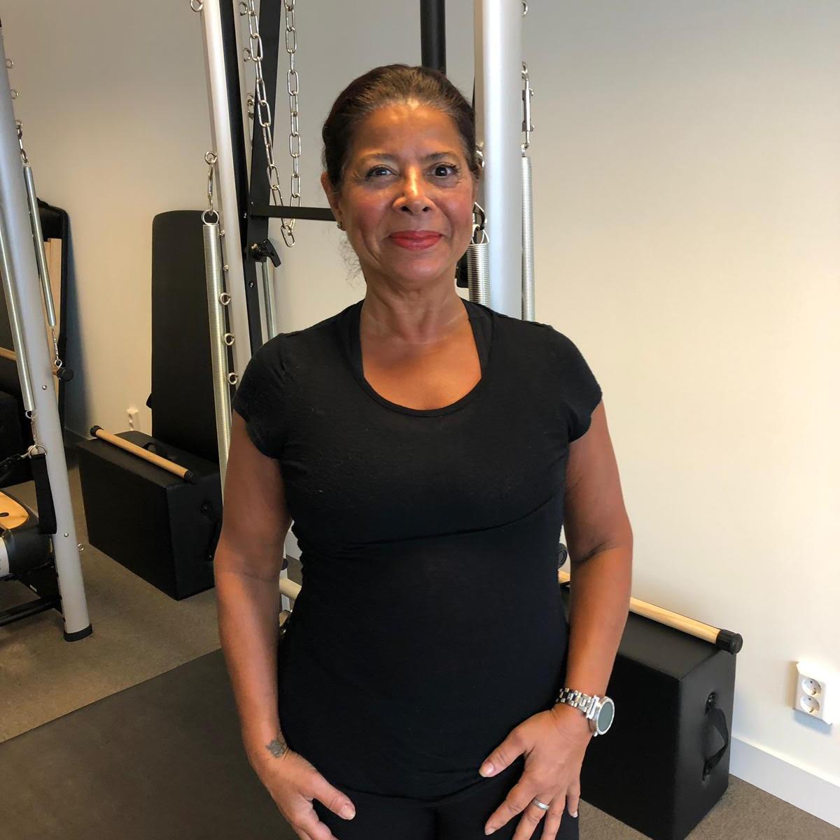 Cordelia Team Sturdy Personal Trainer