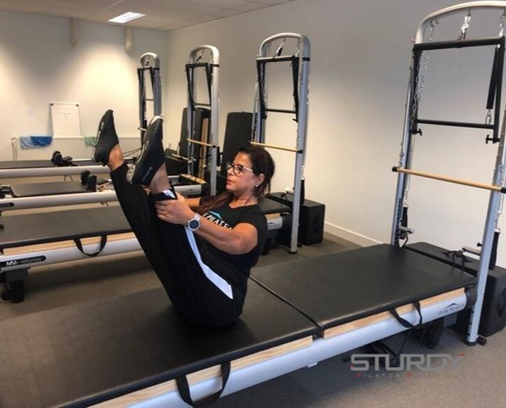 Sturdy Pilates Training