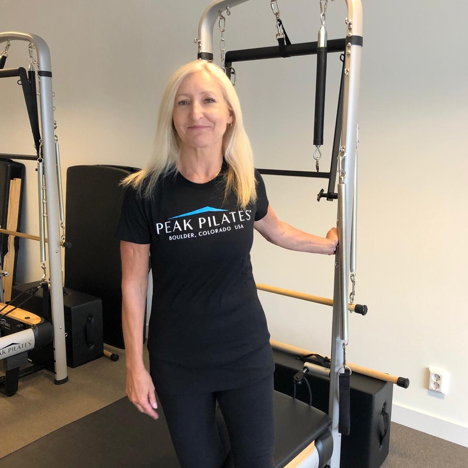 Trainer Sturdy Pilates - Sandi van Aalst